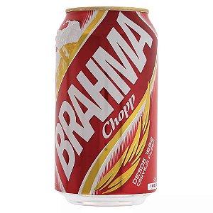 Cerveja Brahma Lata 350ml (Gelada)