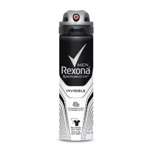 Desodorante Aerossol Masculino Invisible Rexona Men 150ml