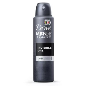 Desodorante Aerossol Invisible Dry Dove Men Care 89g