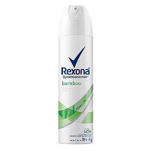 Desodorante Aerossol Feminino Bamboo Rexona 90g