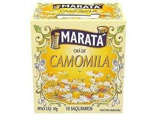 CHÁ MARATÁ CAMOMILA 10G