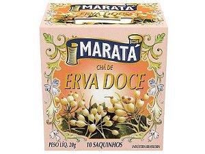 CHÁ MARATÁ ERVA DOCE 10G