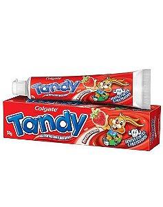 Creme Dental Infantil Morango Tandy 50g