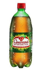 Refrigerante Guaraná Antártica 1litro