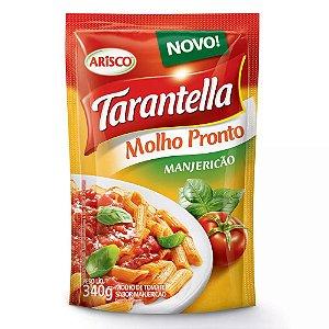 Molho de Tomate Manjericão Sachê 340g