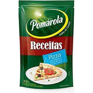 Molho de Tomate Pizza Pomarola Sache 300g
