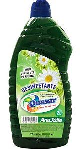 Desinfetante Quasar Ana Júlia 2L