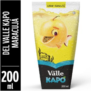 Suco Kapo Maracujá 200ml
