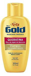 Shampoo Niely Gold Queratina 300ml