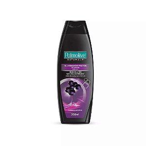 Shampoo Palmolive Iluminador Cabelos Pretos 350ml