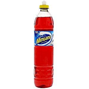 Detergente Minuano Líquido Maçã 500ml