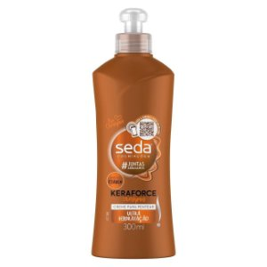 Creme para Pentear Seda Keraforce Original 300ml