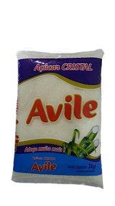 Açúcar Cristal Avile 1kg
