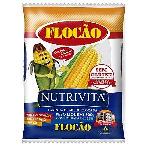 Flocão de Milho Nutrivita 500g