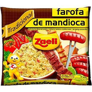 Farofa de Mandioca Tradicional 250g