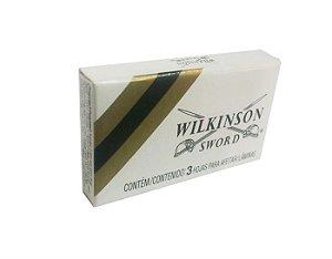 Lâmina de Barbear Wilkinson Sword 3 Unidades