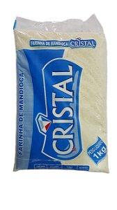 Farinha de Mandioca Cristal 1kg