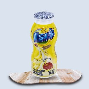 Iogurte Isis de Maçã e Banana 180g