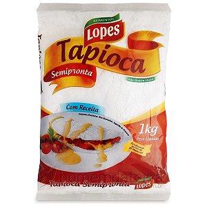 Massa Para Tapioca Lopes 1kg