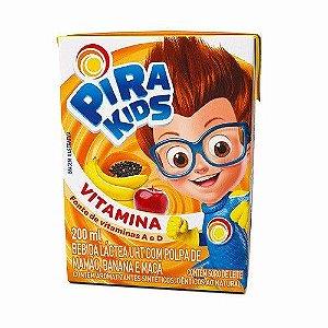 Bebida Láctea Pirakids Sabor Vitamina 200Ml