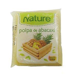 Polpa de Fruta Nature Abacaxi 200g