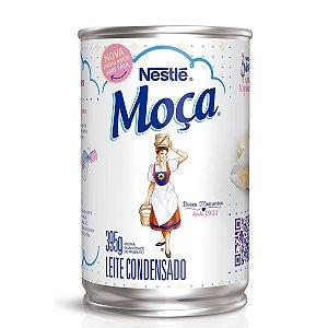 Leite Condensado Nestle Moça Lata 395g