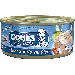 Atum Sólido Natural Gomes Da Costa 170g