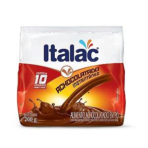 Achocolatado em Pó ITALAC Sachê 200g