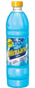 Desinfetante Perfumado Herbal Minuano 500ml