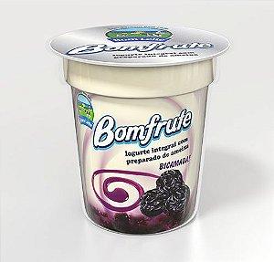 Iogurte Bom Leite Integral Bomfrute Ameixa 150g