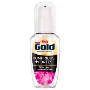 Reparador de Pontas Niely Gold Compridos + Fortes 42ml