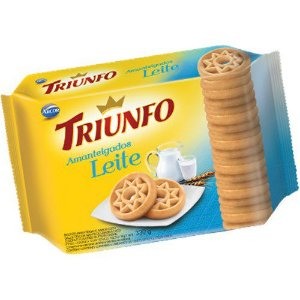 Biscoito Triunfo Amanteigado Leite 330G