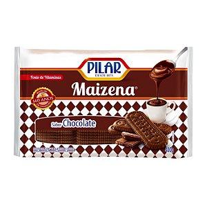 Biscoito Pilar Maizena Chocolate 400g