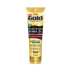 Condicionador Niely Gold Bomba Compridos + Fortes 150ml