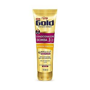 Condicionador Niely Gold Bomba de Nutrição 150ml