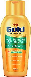 Condicionador NIELY GOLD Pós Química 200ml