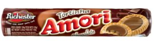 Biscoito Richester Tortinha Chocolate 150g