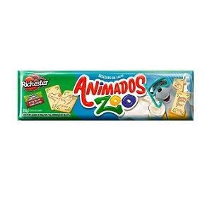 Biscoito Animados Zoo Leite Vitaminado 150g