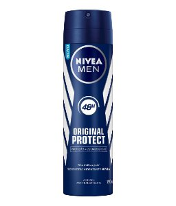 Desodorante Nivea Men Original Protect Aerosol 150ml
