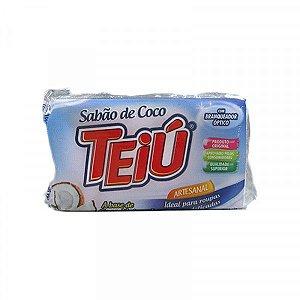 Sabão Barra Coco Teiú 200g