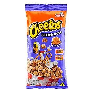 Pipoca Doce Cheetos Sabor Caramelo 55g