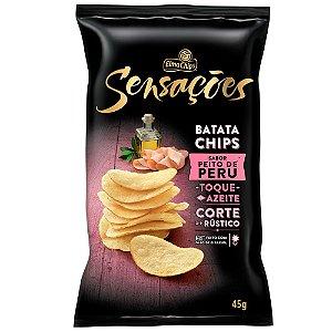 Batata Frita Peito Peru Sensações 45g