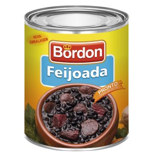Feijoada BORDON Lata 830g