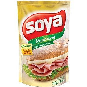 Maionese Soya  Sach 200g