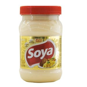 Maionese Soya  Pet 250g