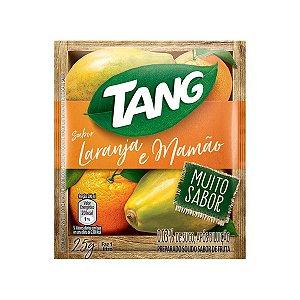 Refresco em Pó sabor Laranja e Mamão Tang 25g
