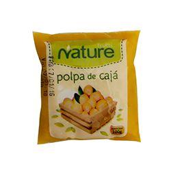 Polpa de Frutas Congelada Cajá Nature 100g