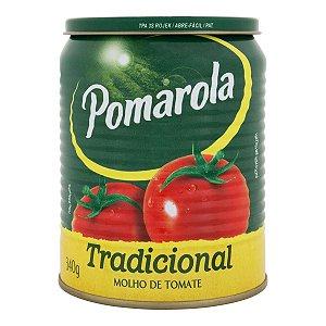 Molho de Tomate Refogado POMAROLA Lata 340g