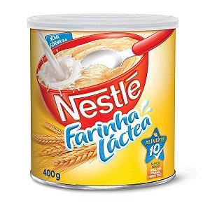 Farinha Láctea Nestlé Tradicional Lata 400g