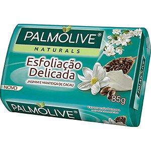 Sabonete Palmolive Naturals Esfoliação Delicada 85g